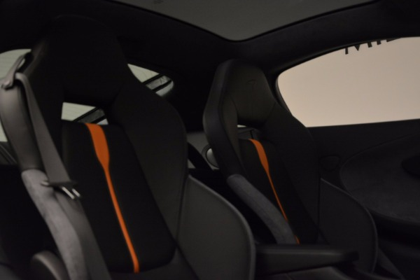 New 2017 McLaren 570GT for sale Sold at Maserati of Westport in Westport CT 06880 21