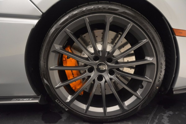 New 2017 McLaren 570GT for sale Sold at Maserati of Westport in Westport CT 06880 25