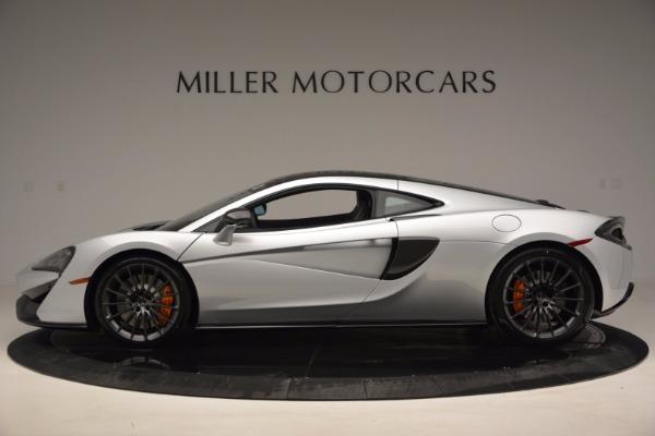 New 2017 McLaren 570GT for sale Sold at Maserati of Westport in Westport CT 06880 3