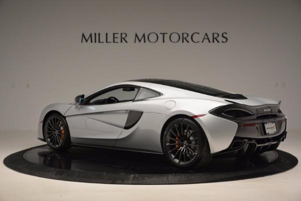 New 2017 McLaren 570GT for sale Sold at Maserati of Westport in Westport CT 06880 4