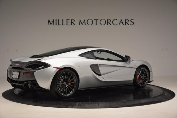 New 2017 McLaren 570GT for sale Sold at Maserati of Westport in Westport CT 06880 8