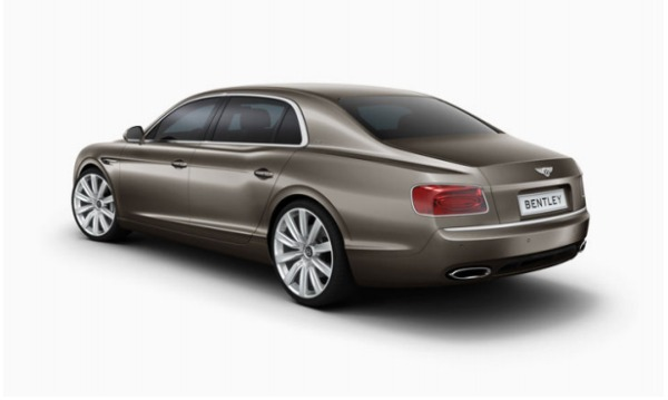 New 2017 Bentley Flying Spur W12 for sale Sold at Maserati of Westport in Westport CT 06880 4