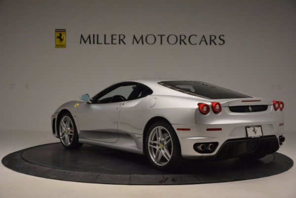 Used 2007 Ferrari F430 F1 for sale Sold at Maserati of Westport in Westport CT 06880 5