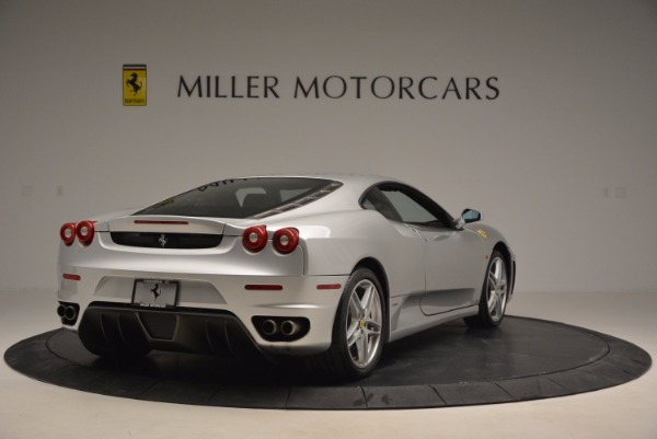 Used 2007 Ferrari F430 F1 for sale Sold at Maserati of Westport in Westport CT 06880 7