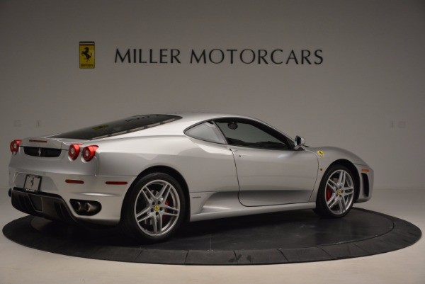 Used 2007 Ferrari F430 F1 for sale Sold at Maserati of Westport in Westport CT 06880 8