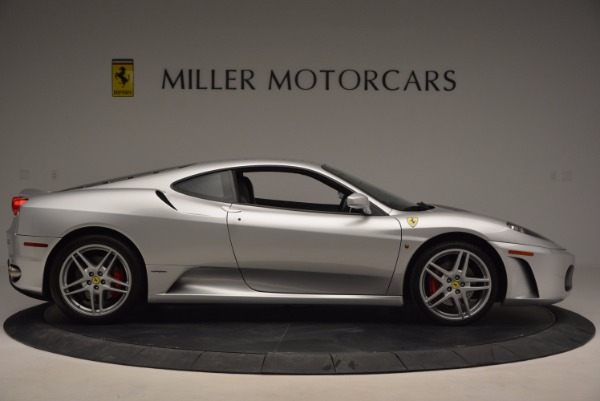 Used 2007 Ferrari F430 F1 for sale Sold at Maserati of Westport in Westport CT 06880 9