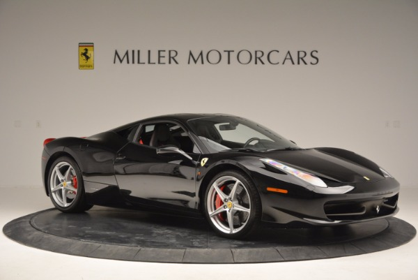 Used 2013 Ferrari 458 Italia for sale Sold at Maserati of Westport in Westport CT 06880 10