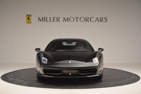 Used 2013 Ferrari 458 Italia for sale Sold at Maserati of Westport in Westport CT 06880 12
