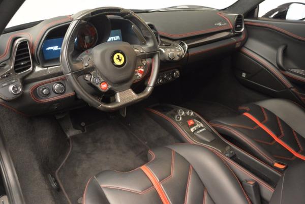Used 2013 Ferrari 458 Italia for sale Sold at Maserati of Westport in Westport CT 06880 13