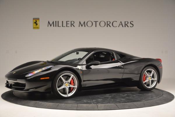 Used 2013 Ferrari 458 Italia for sale Sold at Maserati of Westport in Westport CT 06880 2