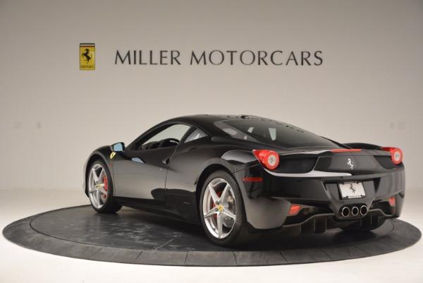 Used 2013 Ferrari 458 Italia for sale Sold at Maserati of Westport in Westport CT 06880 5