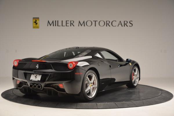 Used 2013 Ferrari 458 Italia for sale Sold at Maserati of Westport in Westport CT 06880 7