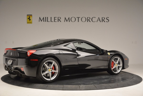 Used 2013 Ferrari 458 Italia for sale Sold at Maserati of Westport in Westport CT 06880 8