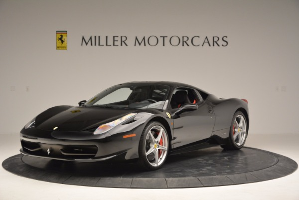 Used 2013 Ferrari 458 Italia for sale Sold at Maserati of Westport in Westport CT 06880 1