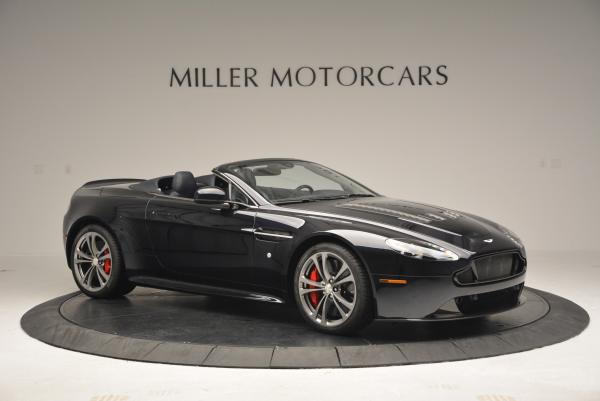 Used 2016 Aston Martin V12 Vantage S Convertible for sale $128,900 at Maserati of Westport in Westport CT 06880 10