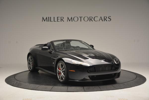 Used 2016 Aston Martin V12 Vantage S Convertible for sale $128,900 at Maserati of Westport in Westport CT 06880 11