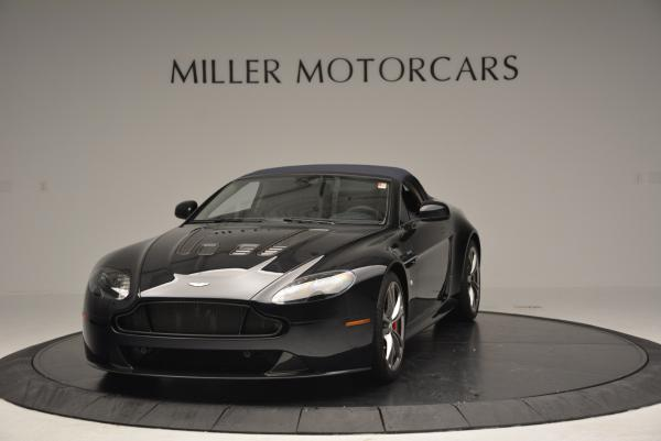 Used 2016 Aston Martin V12 Vantage S Convertible for sale $128,900 at Maserati of Westport in Westport CT 06880 13