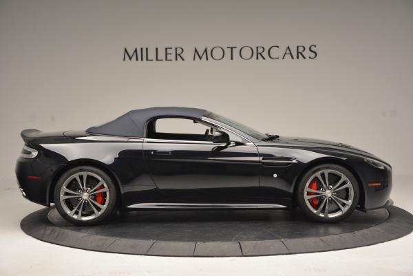 Used 2016 Aston Martin V12 Vantage S Convertible for sale $128,900 at Maserati of Westport in Westport CT 06880 16