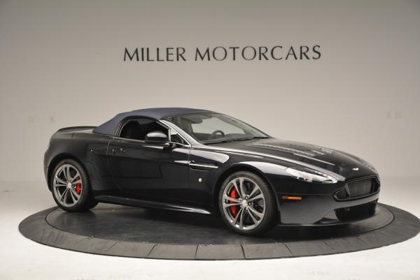 Used 2016 Aston Martin V12 Vantage S Convertible for sale $128,900 at Maserati of Westport in Westport CT 06880 17