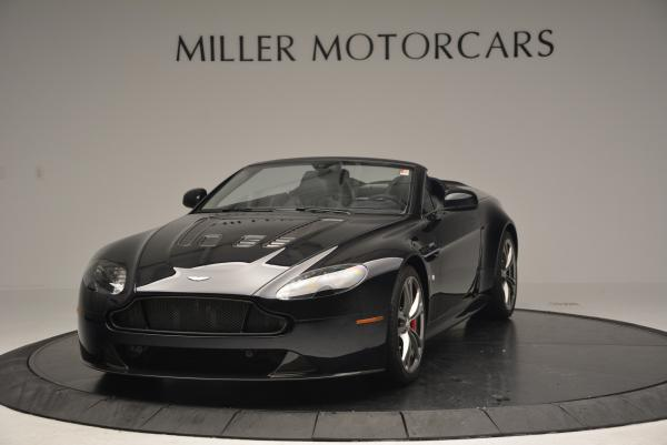 Used 2016 Aston Martin V12 Vantage S Convertible for sale $128,900 at Maserati of Westport in Westport CT 06880 2