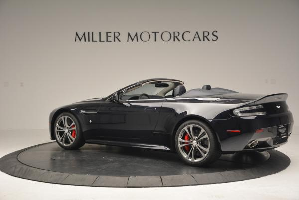 Used 2016 Aston Martin V12 Vantage S Convertible for sale $128,900 at Maserati of Westport in Westport CT 06880 4