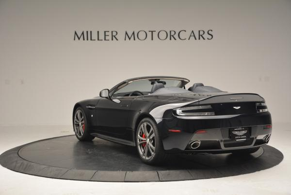 Used 2016 Aston Martin V12 Vantage S Convertible for sale $128,900 at Maserati of Westport in Westport CT 06880 5