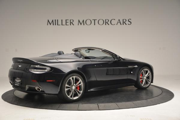 Used 2016 Aston Martin V12 Vantage S Convertible for sale $128,900 at Maserati of Westport in Westport CT 06880 8