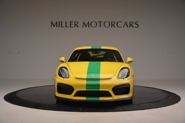 Used 2016 Porsche Cayman GT4 for sale Sold at Maserati of Westport in Westport CT 06880 12