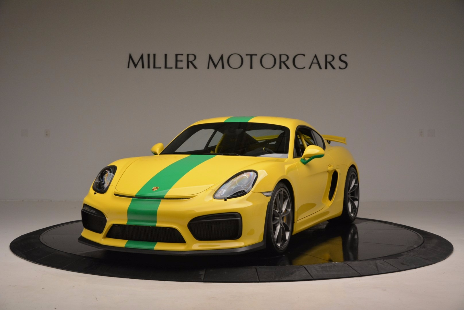 Used 2016 Porsche Cayman GT4 for sale Sold at Maserati of Westport in Westport CT 06880 1
