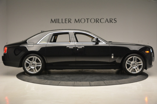 Used 2016 Rolls-Royce Ghost for sale Sold at Maserati of Westport in Westport CT 06880 10