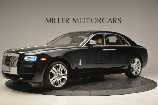 Used 2016 Rolls-Royce Ghost for sale Sold at Maserati of Westport in Westport CT 06880 3