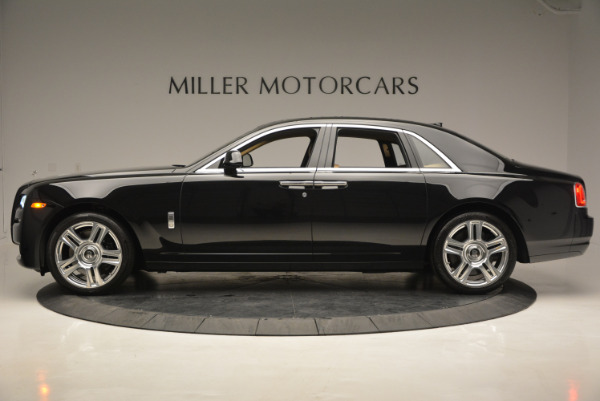 Used 2016 Rolls-Royce Ghost for sale Sold at Maserati of Westport in Westport CT 06880 4