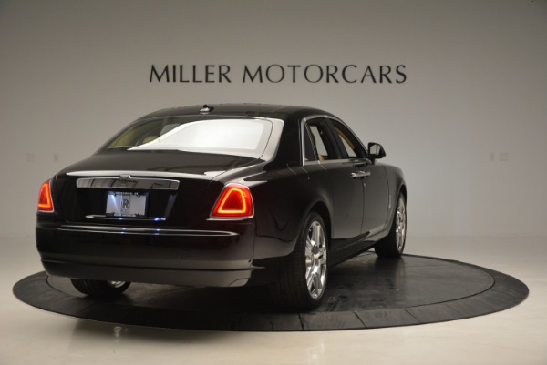 Used 2016 Rolls-Royce Ghost for sale Sold at Maserati of Westport in Westport CT 06880 8