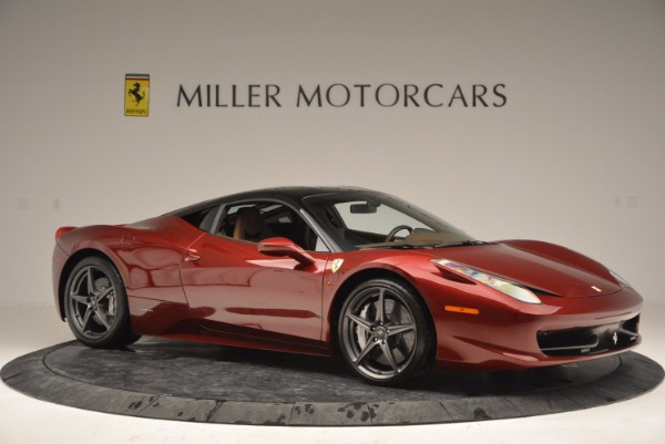 Used 2011 Ferrari 458 Italia for sale Sold at Maserati of Westport in Westport CT 06880 10