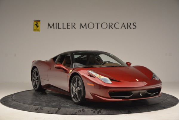 Used 2011 Ferrari 458 Italia for sale Sold at Maserati of Westport in Westport CT 06880 11