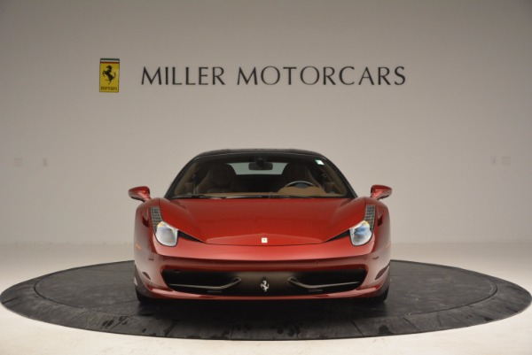 Used 2011 Ferrari 458 Italia for sale Sold at Maserati of Westport in Westport CT 06880 12