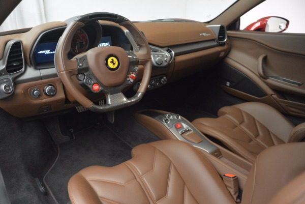 Used 2011 Ferrari 458 Italia for sale Sold at Maserati of Westport in Westport CT 06880 13