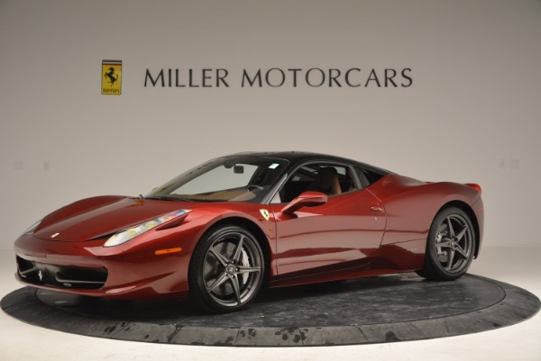 Used 2011 Ferrari 458 Italia for sale Sold at Maserati of Westport in Westport CT 06880 2