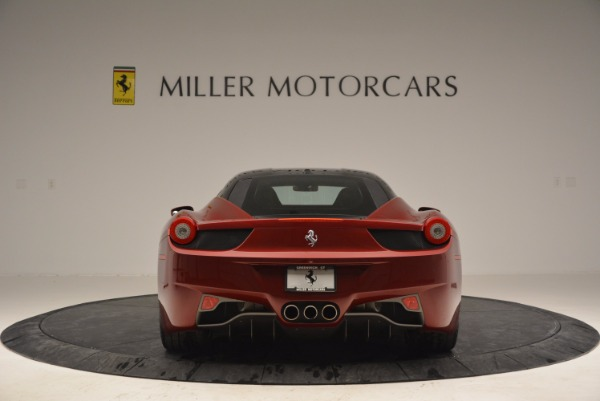 Used 2011 Ferrari 458 Italia for sale Sold at Maserati of Westport in Westport CT 06880 6