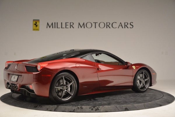 Used 2011 Ferrari 458 Italia for sale Sold at Maserati of Westport in Westport CT 06880 8