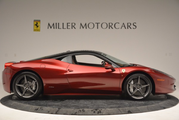Used 2011 Ferrari 458 Italia for sale Sold at Maserati of Westport in Westport CT 06880 9