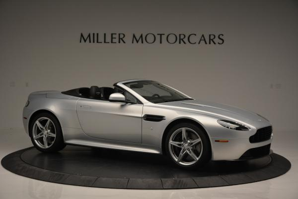 New 2016 Aston Martin V8 Vantage GTS Roadster for sale Sold at Maserati of Westport in Westport CT 06880 10