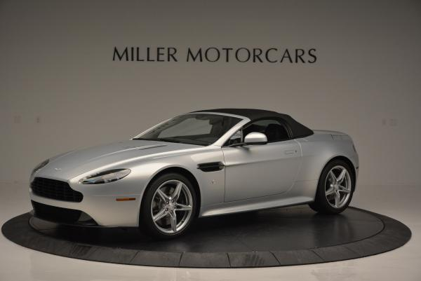 New 2016 Aston Martin V8 Vantage GTS Roadster for sale Sold at Maserati of Westport in Westport CT 06880 14