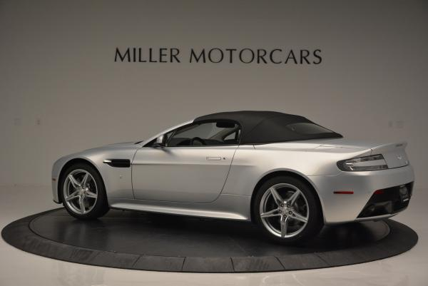 New 2016 Aston Martin V8 Vantage GTS Roadster for sale Sold at Maserati of Westport in Westport CT 06880 15