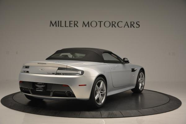 New 2016 Aston Martin V8 Vantage GTS Roadster for sale Sold at Maserati of Westport in Westport CT 06880 17