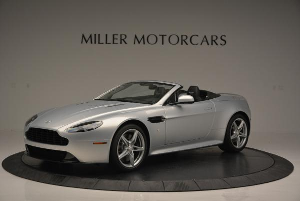 New 2016 Aston Martin V8 Vantage GTS Roadster for sale Sold at Maserati of Westport in Westport CT 06880 2