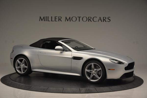 New 2016 Aston Martin V8 Vantage GTS Roadster for sale Sold at Maserati of Westport in Westport CT 06880 20