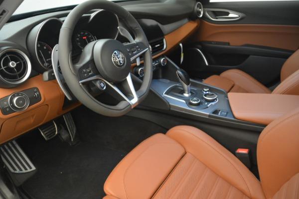 New 2018 Alfa Romeo Giulia Ti Sport Q4 for sale Sold at Maserati of Westport in Westport CT 06880 13