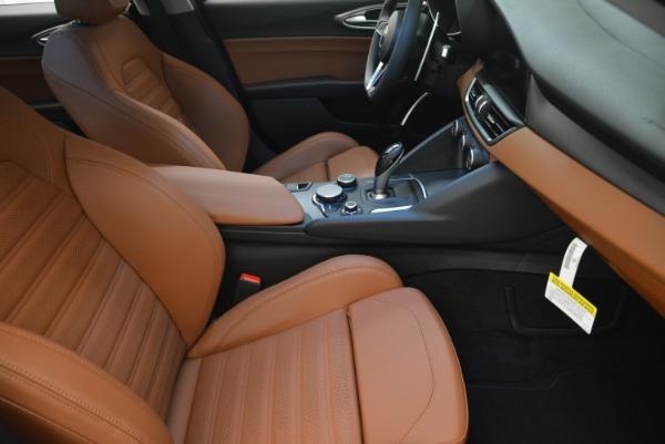 New 2018 Alfa Romeo Giulia Ti Sport Q4 for sale Sold at Maserati of Westport in Westport CT 06880 20