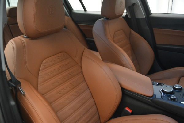 New 2018 Alfa Romeo Giulia Ti Sport Q4 for sale Sold at Maserati of Westport in Westport CT 06880 21